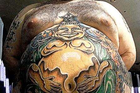 crazy tattoos cool eyecatching tatoos