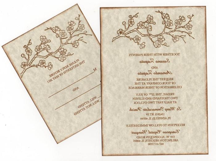 Wedding Invitati. Wedding Response Card Wording For Limited Guests ...