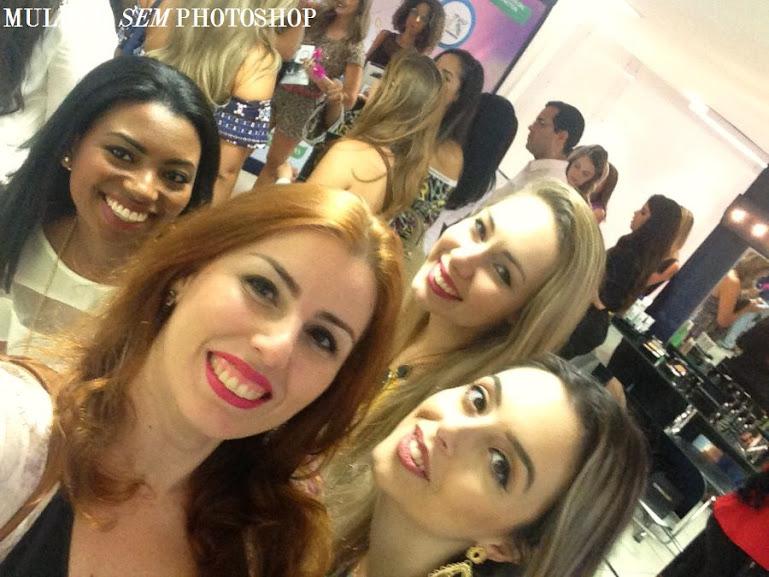 Trend Box na Drogaria Venancio - Camila Nunes, Amanda e Ju Motta