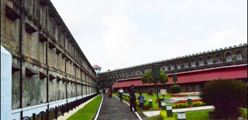 cellular jail port blair kalapaani