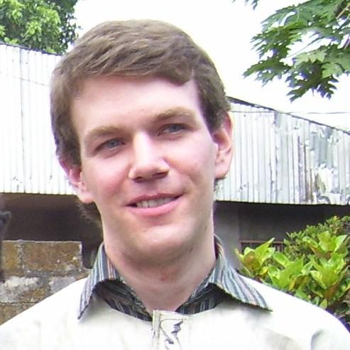 Tobias in Buea, Cameroon