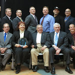 Alan & Gloria Rice Greco-Roman Hall of Champions honorees past and present.