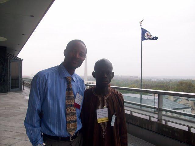 IVLP 2010 - Arrival in DC & First Fe Meetings - 100_0370.JPG