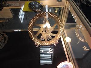 Carbon rotors