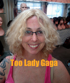 Too 'Lady Gaga'