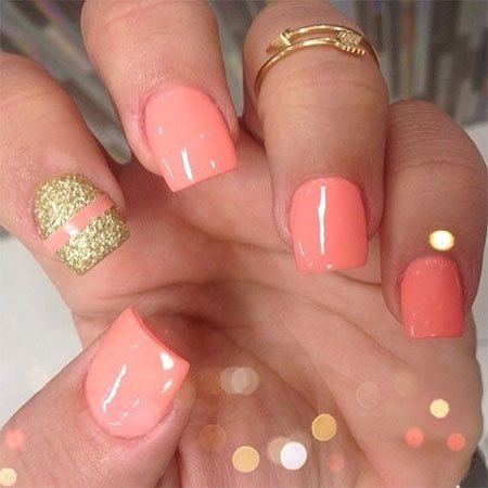 acrylic nails art design 2016