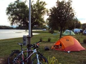 Campingplatz Eden