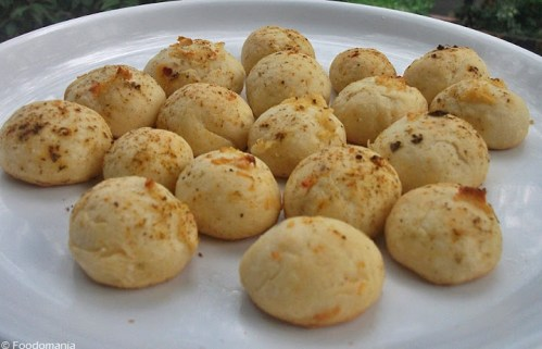 Garlic Dough Balls Recipe