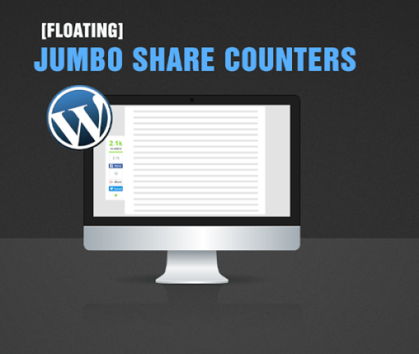 Floating Sharing Bar For WordPress themes