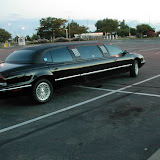 I was driven in this Limousine from Sacramento to Santa Clara University.