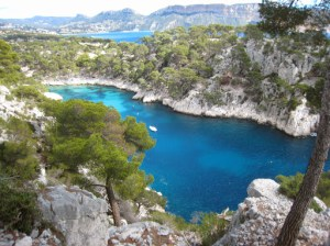 Calanque de Port Pin