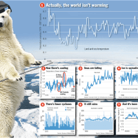 Even polar bears 'deny' Global Warming