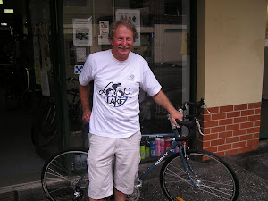 Mick and his new Surly Long Haul Trucker