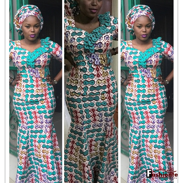 50 Latest Nigerian Lace Skirt And Blouse Ankara Styles 2016 2017 Fashionte