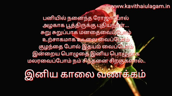 Good Morning Tamil Kavithai Wallpaper The Galleries Of HD