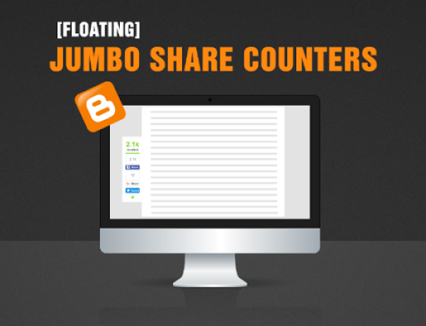 Floating Sharing Bar For Blogger blogs