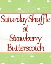 Saturday Shuffle Blog Hop