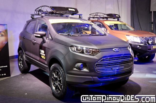 Image Result For Ford Ecosport Modified
