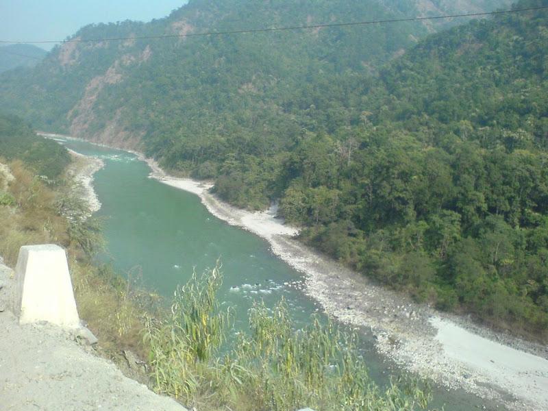 The Teesta River