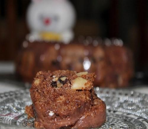 Eggless Coffee Cake Muffins