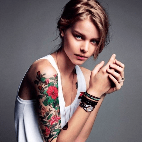 ideas for tattoos for girls