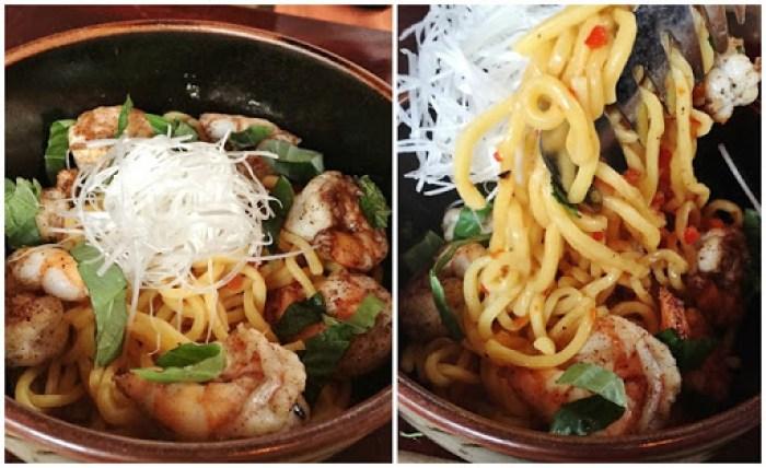 Chili-Garlic Egg Noodles -Spice Market New York