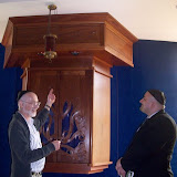 IVLP 2010 - Visit to Jewish Synagogue in IOWA - 100_0845.JPG