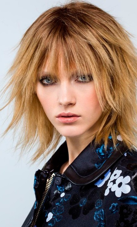 shag hairstyles for fine hair 2017 - Real Hair Cut
