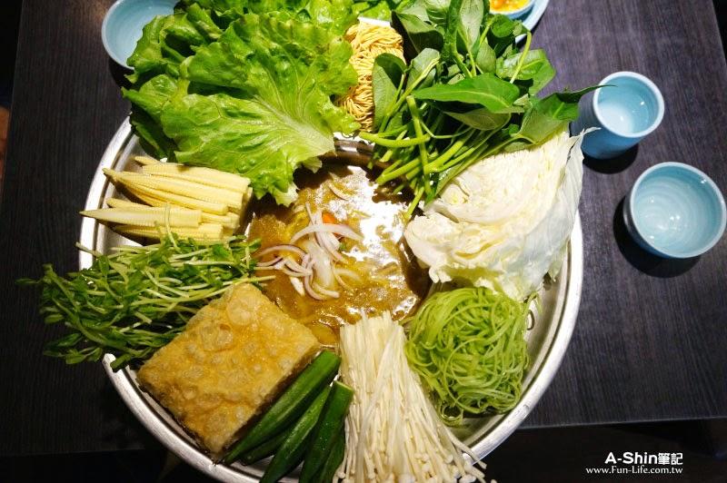 台中異國料理:很越南宮廷料理2