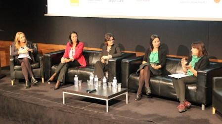 Taula rodona: Dones emprenedores liderant la Transformació Digital