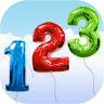 Baby numbers - Learn to count 1.9