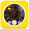 Face Swap lenses For snapchat 1.2