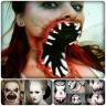 Evil Snapchat Makeup Tutorial 1.2