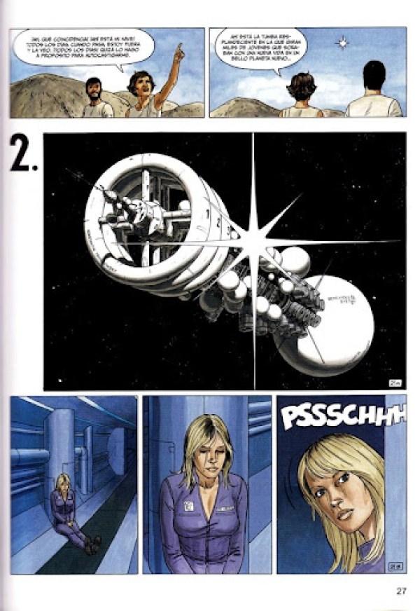 Leo - Los Mundos de Aldebarán Integral  - FR #2 - página 27