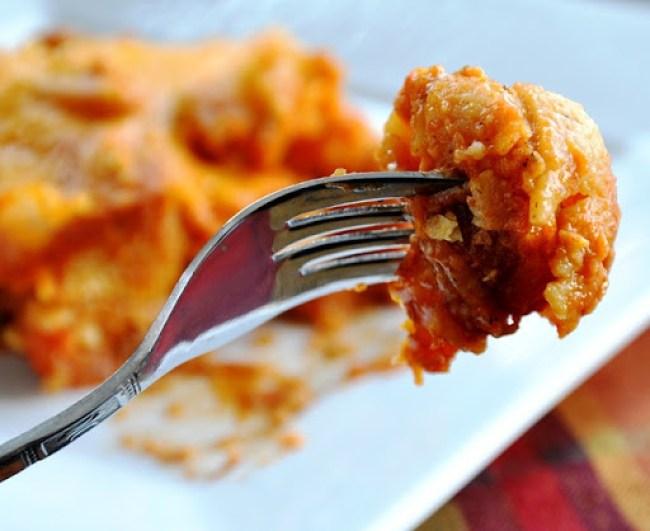 salsa mac and cheese 151