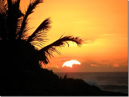 hawaiiansunset
