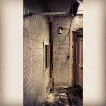 Abandoned Hartwood Hospital Asylum
