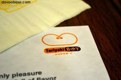Teriyaki Boy at Abreeza Mall