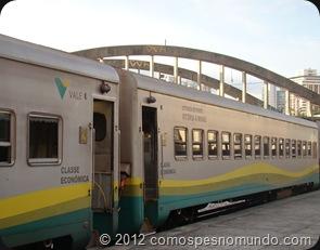 trem Vitoria Minas