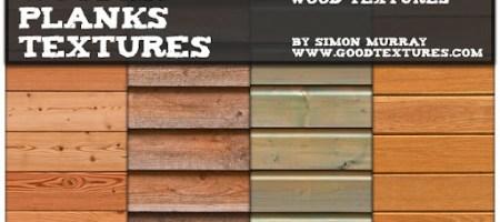 [Textures整理]木紋、木材材質集