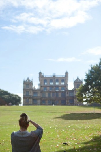 Wollaton Hall Outside 8
