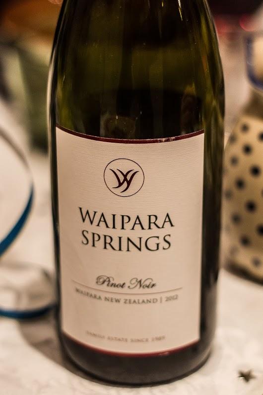 Vintip: Waipara Spring Pinot Noir 2011 - Mikkel Bækgaards Madblog
