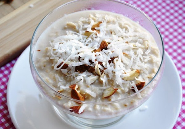 almond joy oatmeal 013
