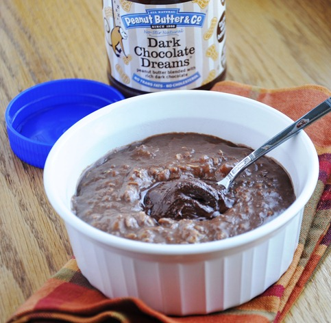 chocolate oatmeal 004