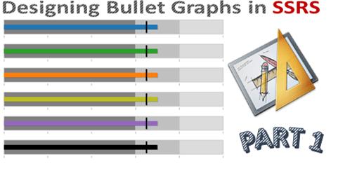 Designing Bullet Graphs in SSRS Part 1