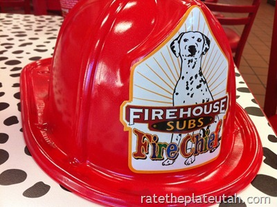 Firehouse Subs Hat