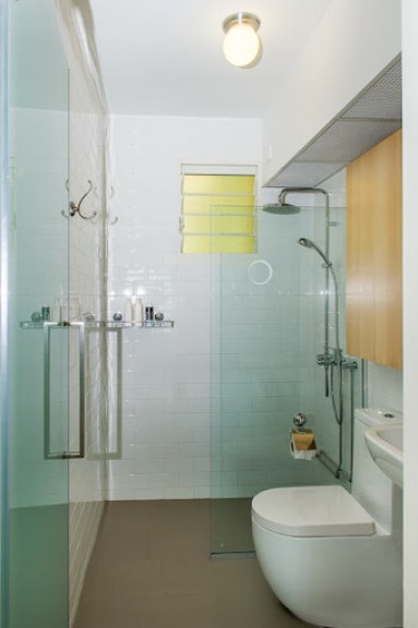 Upper boon keng 4 room hdb z l construction pte ltd for Small bathroom design singapore