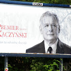 His twin brother, Lech died in April 2010 in a plane crash on approach in Smolensk.