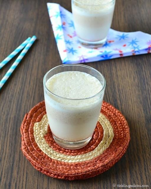 Dry Fruits Milkshake Recipe | ticklingpalates.com