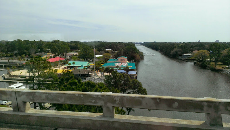 Gulf State Park To Hollywood Casino RV Park Bay St Louis MS My Quantum D
